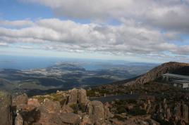 Views of Hobart