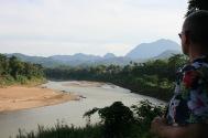 Nam Khan River Luang Prabang