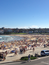Bondi at Easter