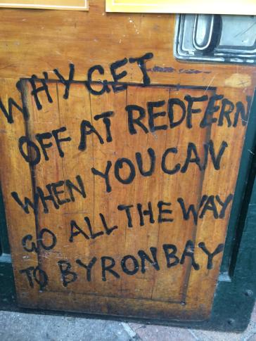 Byron Bay Train Station
