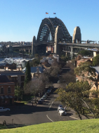 The Bridge from Observatory Hill