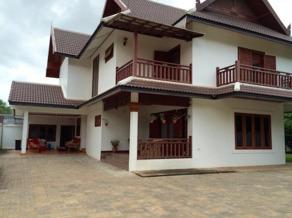 Home in Vientiane