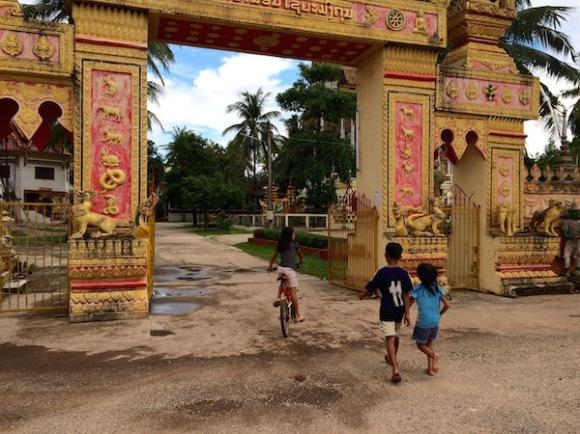 Vat Ammon gate