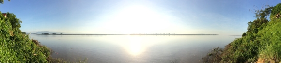 Don Khone Island from Champasak Province