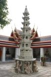 Outside the Buddha Cloister