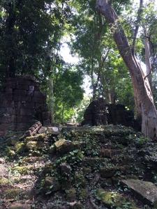Wat Thomo Ruins