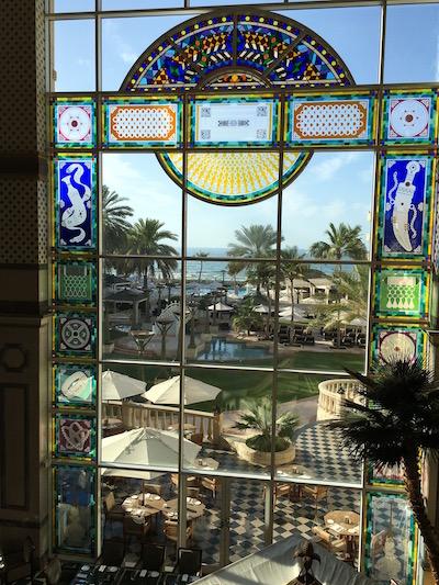 Grans Hyatt, Muscat