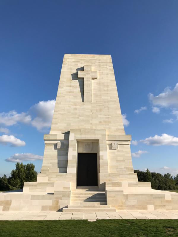 Lone Pine Cenotaph