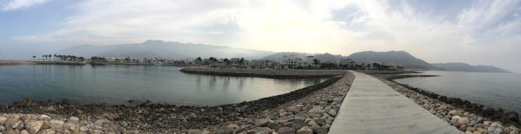 Sifah Marina Panorama