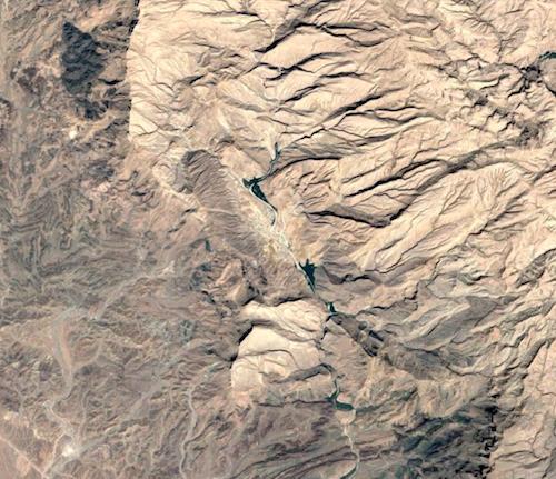24 hours in the desert – Wadi Bani Khalid – Wish You Were Here